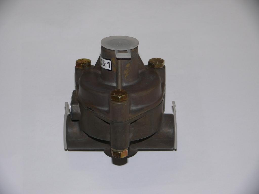 Brantner Kipper und Anhänger - DL Reduzierventil DB 2118 1:1,35 Knorr