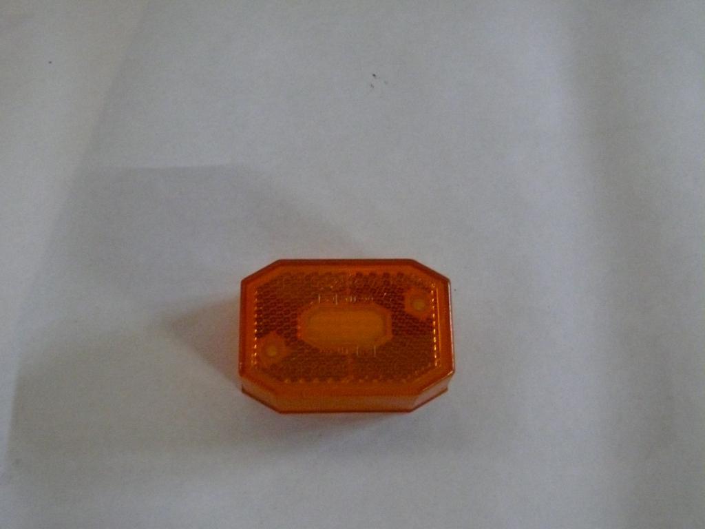 Brantner Kipper und Anhänger - Cellone für Seitenmarkierungsleuchte orange