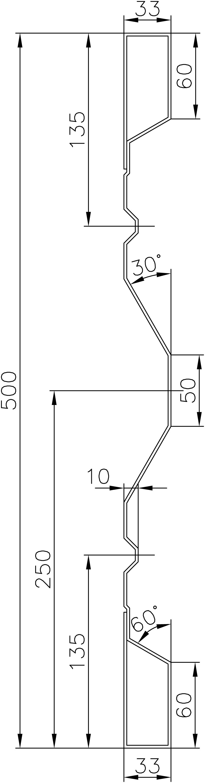 Brantner Kipper und Anhänger - SmE HV 500x2 2063 Winkel NP 40/20/5