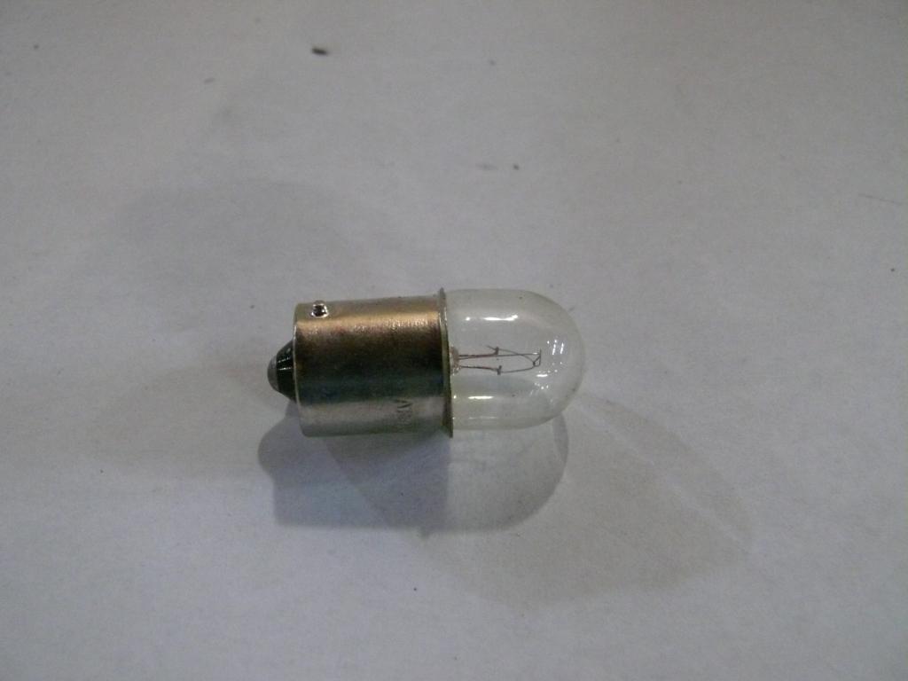 Brantner Kipper und Anhänger - Kugelbirne 12 Volt 5 Watt BA 15S