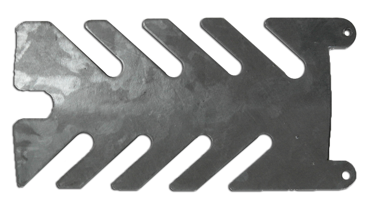 Brantner Kipper und Anhänger - Schlauchhalter (Rechen) mit 9 Aufnahmen