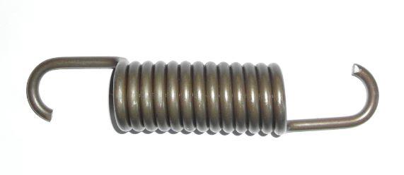 Brantner Kipper und Anhänger - Rückzugsfeder für Bremsbacke Ri, Ø 6,0mm