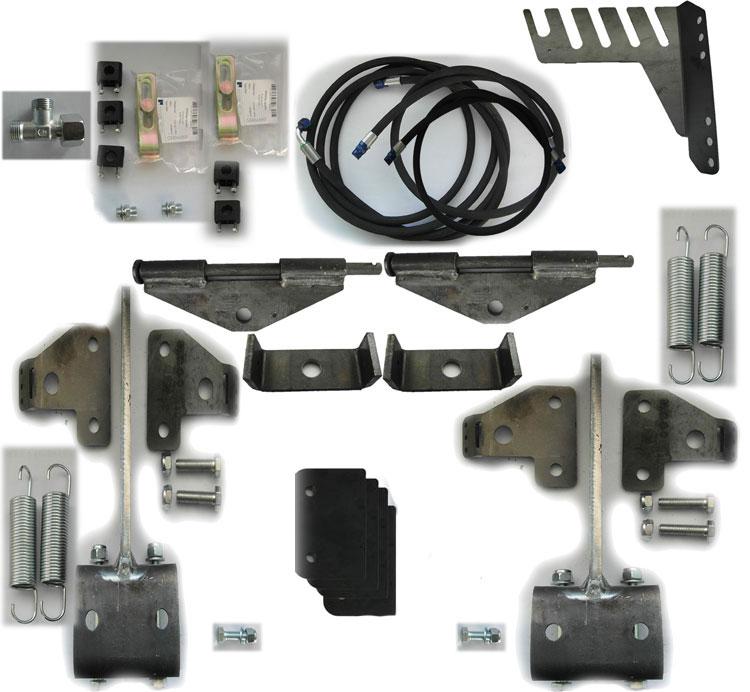 Brantner Kipper und Anhänger - HD-Bremsanlage Basissatz für Tandem