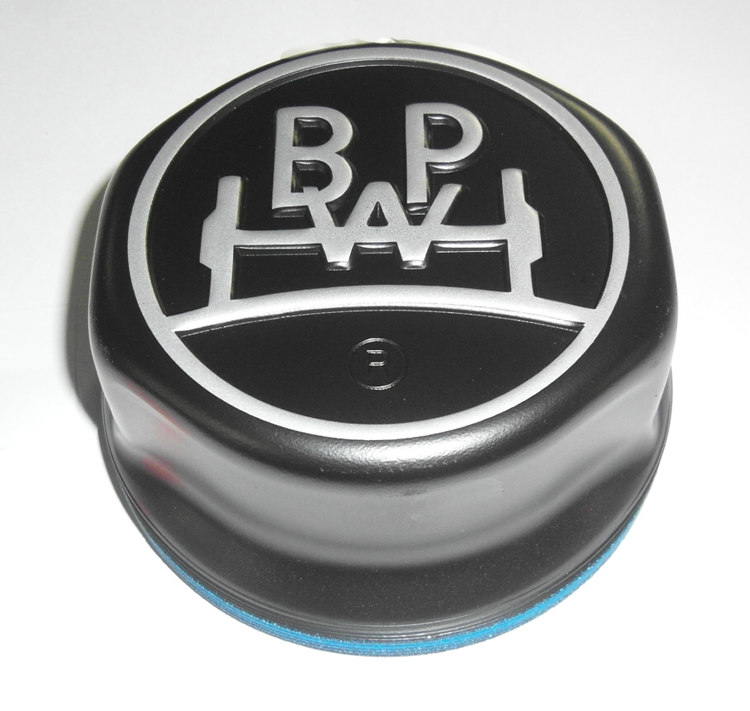 Brantner Kipper und Anhänger - Radkappe (Kapsel) M 125x2 BPW