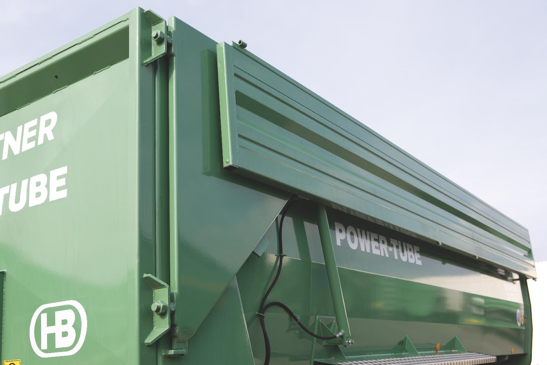 Brantner Kipper und Anhänger - Stahlaufsatzwände 600 mm