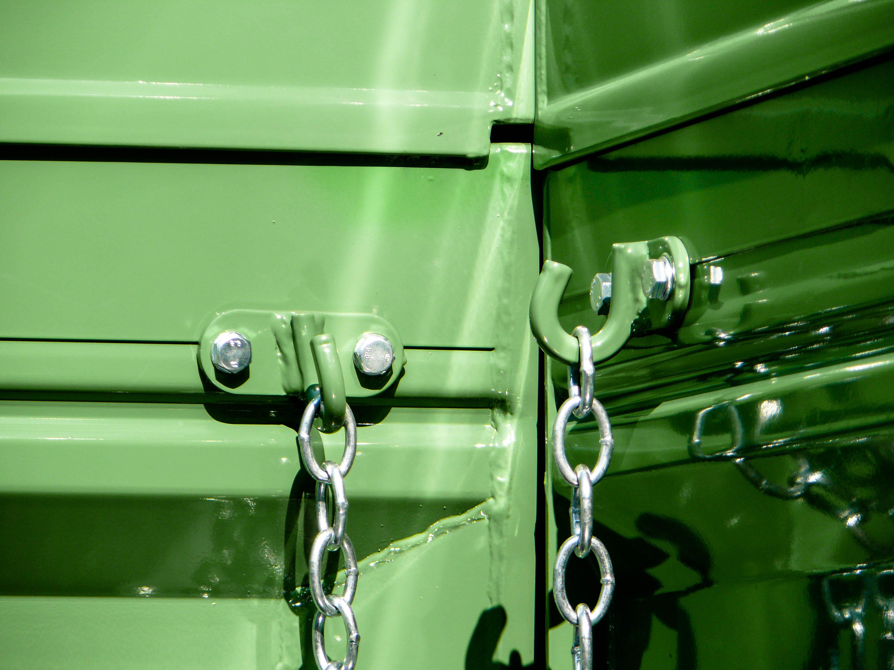 Brantner Kipper und Anhänger - Garnitur Eckketten (schraubbare Ausführung)