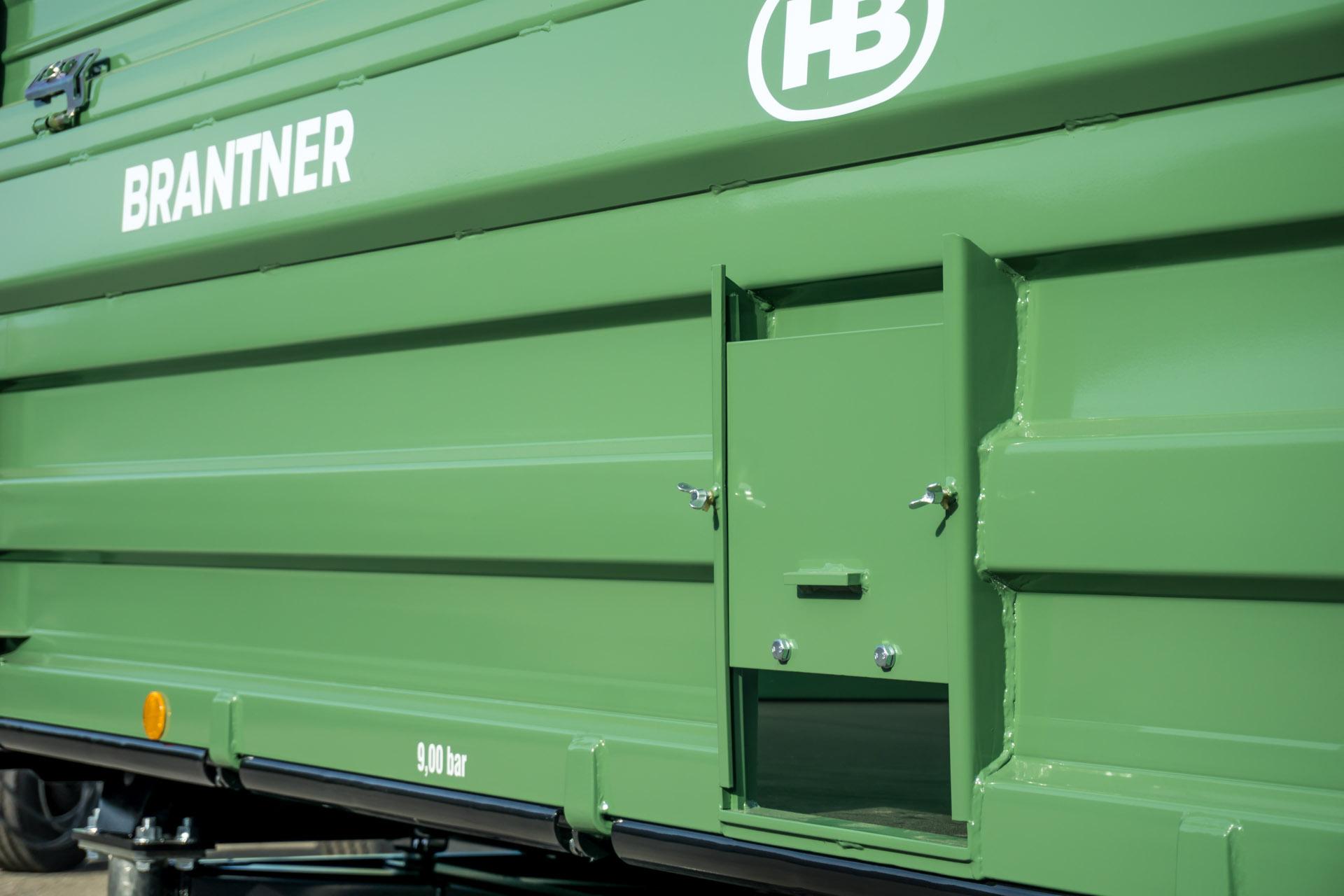 Brantner Kipper und Anhänger - Getreideschieber seitlich pro Stück