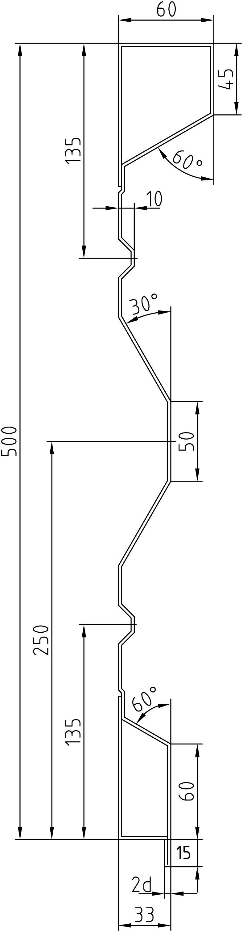 Brantner Kipper und Anhänger - 500x2x5035 BW samt EL ohne PW- Bolzen