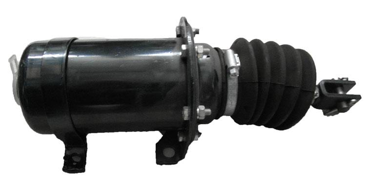 Brantner Kipper und Anhänger - DL Kolbenbremszylinder Ø 125 samt Montageschelle