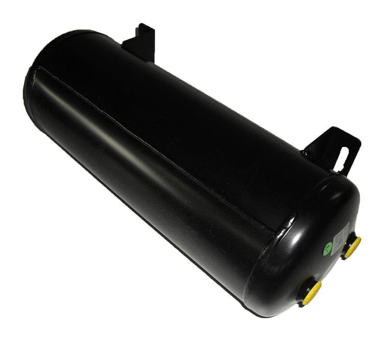 Brantner Kipper und Anhänger - DL Luftbehälter 30 Liter Ø246 mm (Druckluftkessel)