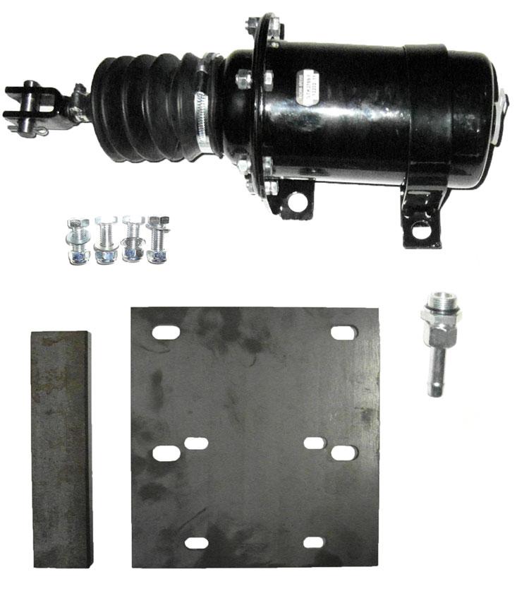 Brantner Kipper und Anhänger - Kolbenbremszylinder Einbausatz mit D140 Zylinder