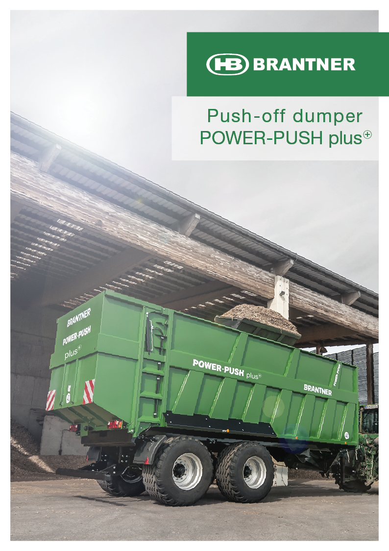 Brantner POWER-PUSH plus+