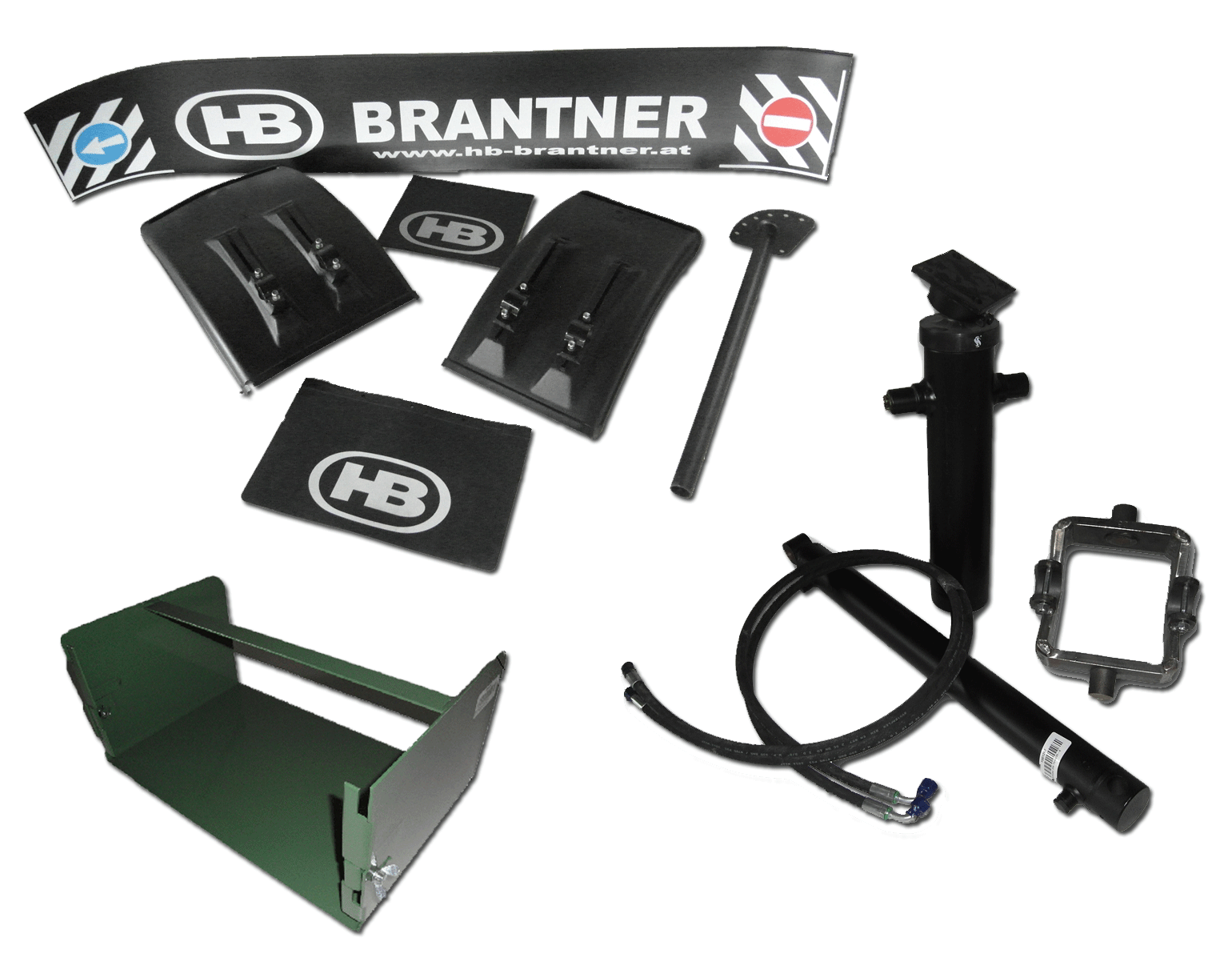 Brantner Webshop with more than 3000 spare parts