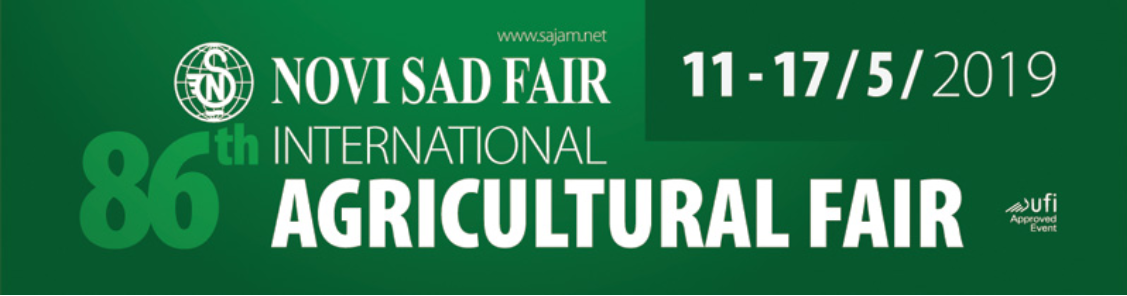 Brantner Fahrzeugbau at 86th international Agricultural Fair Novi Sad Serbien
